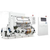 Buy cheap LCYB1300 Fully automatic High-speed Inspection and rewinder Machine 800mm unwind/rewind 300m/m BOPP,PET,PVC, alu foil from wholesalers