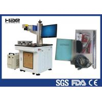 Buy cheap 5W CO2 Laser Engraving Machine High Precision Trademark Printing Batch Code from wholesalers