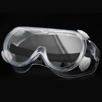 Buy cheap Anti Fog  Medical Safety Goggles , Medical Eye Protection Glasses Full Enclosed from wholesalers