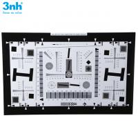Buy cheap 4X (80x142.2 cm) 3nh NE-10-400A 4000 lines iso 12233 standard camera test chart for SFR/MTF/TV line from wholesalers