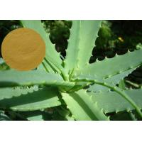 Buy cheap Aloe Vera Extract Cosmetic Raw Materials Pure Natural Preventing Cancer / Anti - Aging product