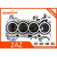 4Cyl 2AZ Engine Cylinder Block For TOYOTA Rav4 / Car Engine Block 2.4L