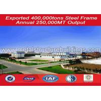 Buy cheap Water Proof Pre - Engineered Steel Building Workshop Warehouse Modular Automatical from wholesalers