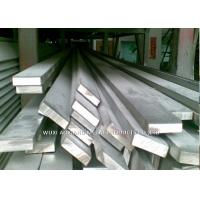 Buy cheap Cold Drawn 200 / 300 Series Stainless Steel Profiles Flat Bar Hot Rolled from wholesalers