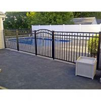 Buy cheap ISO 9001/AS Customized Aluminium Safety Fence for Swimming Pool from wholesalers