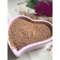 Buy cheap Pure Organic Cacao Powder , 100 Percent Cocoa Powder For Listlessness / Malaria product