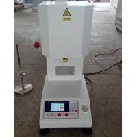 Buy cheap Plastic Melting Point Tester,Melt Flow Index Tester,Melt Flow Index MFI Testing Machine from wholesalers