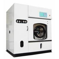 Buy cheap Fully Automatic Cloth Dry Cleaning Machines 8 Kg Rated Capacity 140lt Volume from wholesalers