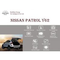 Buy cheap Nissan Patrol Y62 The Power Hands Free Liftgate With Auto Open Double Pole product