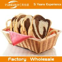 Buy cheap Factory wholesal 100% nature handcraft rattan storage basket-Food Save Natural Wicker Bread Basket from wholesalers