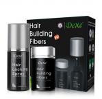Buy cheap Dexe new generation hair lock spray  Hair Building Fibers set hair fibers anti hair loss solution from wholesalers