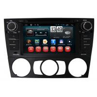 Buy cheap Central Multimedia Double Din Car Dvd Players BMW 3 Manual With GPS Bluetooth from wholesalers