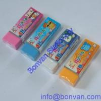 Buy cheap No Latex kids eraser, PVC free eraser,non toxic rubber eraser from wholesalers
