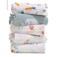 Buy cheap Wholesale custom high quality,Newborn baby sleep swaddle soft muslin swaddle blanket from wholesalers
