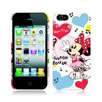 Buy cheap 2014  Mickey Mouse  Water Decal Mobile Phone Cover  for iPhone 5S from wholesalers