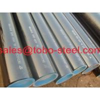 Buy cheap ASTM A 53 specification for black steel seamless pipes from wholesalers