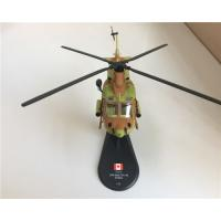 Buy cheap 1:72 OEM diecast zinc alloy military  helicopter model  manufacturer/Plastic airplane model maker from wholesalers