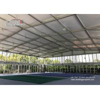 Buy cheap Tennis court Cover Outdoor Event Tents / Gazebo Canopy Tent Flame Retardant from wholesalers