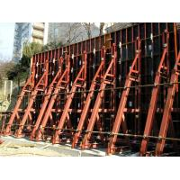 Buy cheap Construction Concrete Wall Formwork For Core Wall , building concrete wall forms from wholesalers