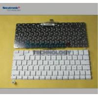 Buy cheap Apple G4 Macbook Laptop Keyboard Replacement , 13.3 USB Keyboard For LaptopWhite from wholesalers