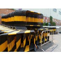 Buy cheap Powder Coated Temporary Construction Fence Barricade For Sporting Events from wholesalers