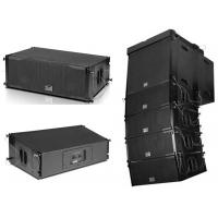 Buy cheap High Decibels Pendant Concert Sound System 2pcs 8inch LF Array PA Audio from wholesalers