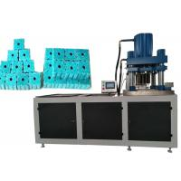 Buy cheap Granular Raw Material Single Punch Compression Machine Smooth Appearance from wholesalers