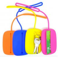 Buy cheap Silicone Key Case/Silicone Key Pouch/Silicone Card Case from wholesalers
