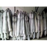 Buy cheap natural silver fox fur skin plates from wholesalers