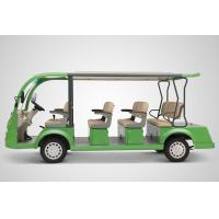 Buy cheap EQ8111-6 72V 7.5KW 11 seats electric city bus/passenger car/resort car from wholesalers