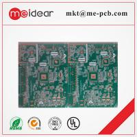 Buy cheap PCB 1.6mm FR4 Double Sided PCB Customed PCB Manufacturing 2.0oz Green Mask  OEM from wholesalers