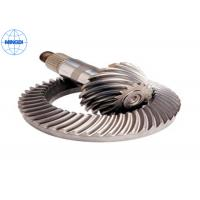 Buy cheap 15º Pressure Angle Truck Crown Wheel Gear with Blackened & Nickel Plating from wholesalers