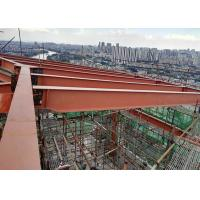 Buy cheap Wide Span Steel Structure High Rise Building , Multi Storey Construction Waterproof from wholesalers