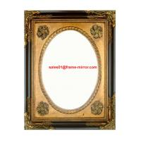 Buy cheap antique gold wooden picture frame product