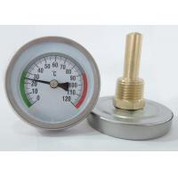 Buy cheap Solid Surface Remote Reading Thermometer , SS Back Bimetallic Thermometer from wholesalers