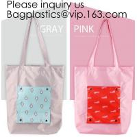 Buy cheap Fashionable Polyester Grocery Shopping Bag Promotional Foldable Shopping Bag,Reusable polyester folding promo shopper to from wholesalers