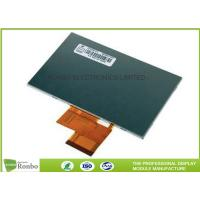 "Buy cheap RGB 50Pin 800*480 5.0"" WVGA TFT LCD Display High Brightness LCD Module from wholesalers"