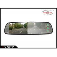 "4.3"" Reversing Mirror Monitor / Digital Rear View MirrorWith Hidden Touch Button"