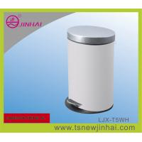Buy cheap S/S Oval Sanitary Kitchen Recycle Bin from wholesalers