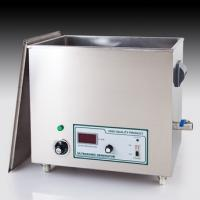 Buy cheap Ultrasonic Cleaning Machine , Non-Toxic Benchtop Ultrasonic Cleaner from wholesalers