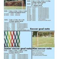 Buy cheap Soccer Goal Net from wholesalers