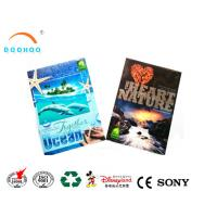Buy cheap Lenticular 3d poster printing Customized Artwork AI or PDF UV Printing from wholesalers