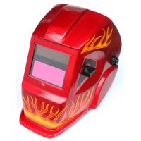 Buy cheap Digital Auto Darkening Welding Helmet , professional welding safety mask from wholesalers