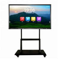 Buy cheap 65 inch Large Touch Screen TV Display Interactive Panel / Touch Screen Panel from wholesalers