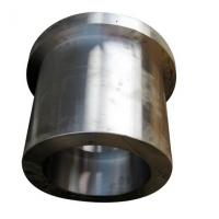 Buy cheap Cylindrical Alloy / Carbon / Stainless Steel Forged Roller Transmission Shaft product