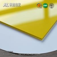 Buy cheap Acrylic plexiglass sheet 12mm hard coating acrylic sheet for welding safety screens from wholesalers