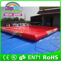 Buy cheap Inflatable pool, kids pool, outdoor inflatable swimming pool for kids from wholesalers