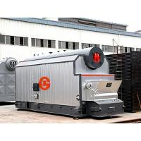 Buy cheap Safety Steam Heat Boiler , Commercial Biomass Boiler Over 80 % Heating Efficiency from wholesalers