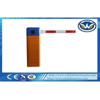 Buy cheap 110V / 220V IC Card Access Control ElectricBoom Barrier for Residential Area Car Parking from wholesalers