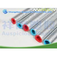 Buy cheap Heat Resistant Polyethylene Pipe Insulation Waterproof With Aluminum Foil from wholesalers